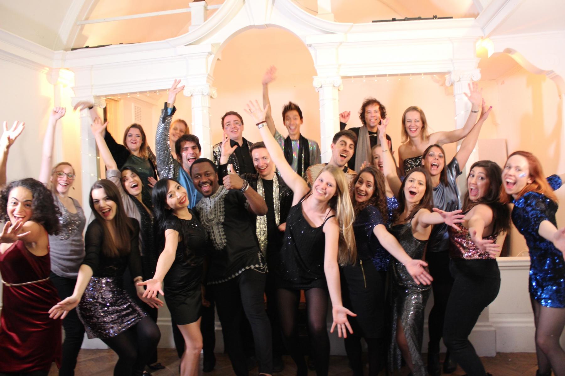 All The Voices & The Bridge Choir